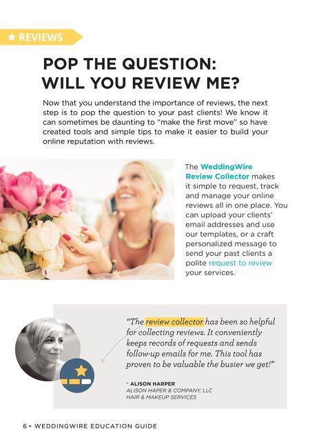 weddingwireedu weddingwire education guide