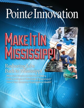 Pointe Innovation Magazine Fall 2014 Issue