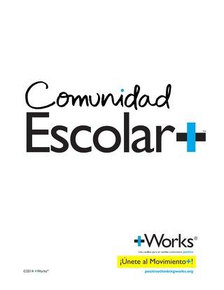 Comunidad Escolar+ ©2014 +Works®