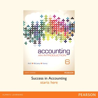 Accounting: An Introduction 6e