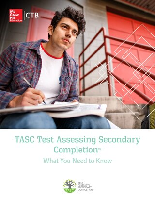 TASC Test Product Brochure