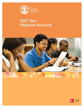 TASC Test Objective Structure