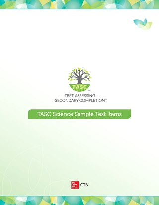 TASC Test Science Sample Items