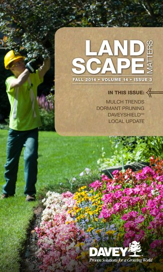Fall 2014 Landscape Matters - South