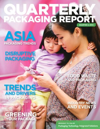 2014 Quarterly Packaging Report Q3