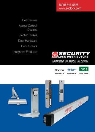 A-line: Security Lock Distributors