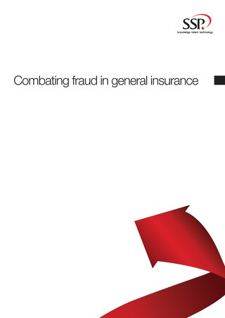 Combating Fraud in General Insurance - White Paper