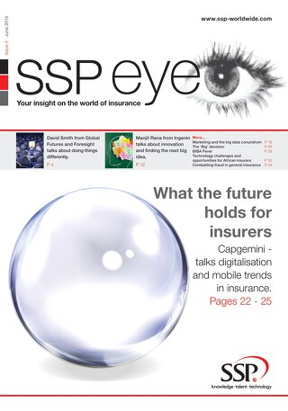 SSP eye issue 4