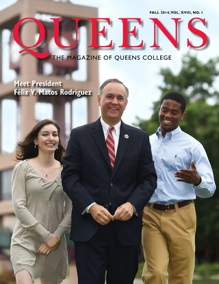 Queens Magazine Fall 2014