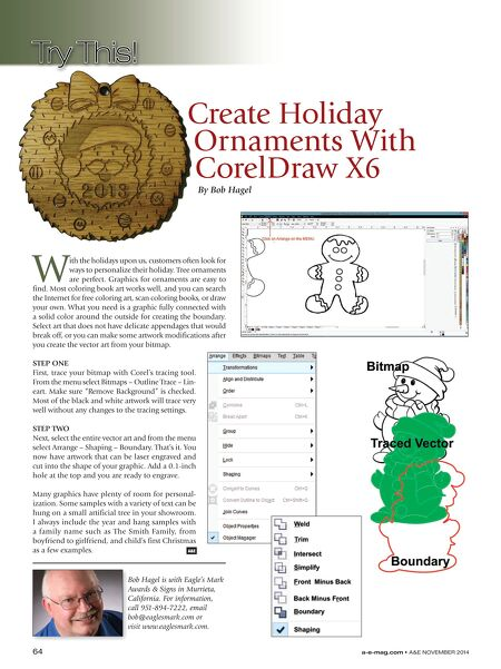 Awards engraving november 14 contents of this issue ccuart Choice Image