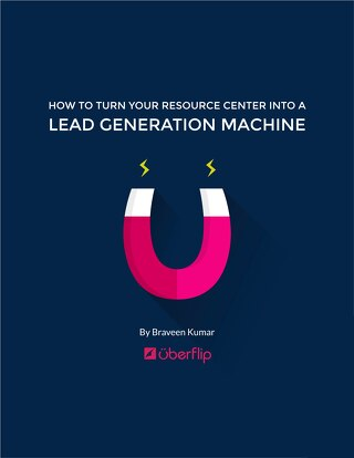 How to Turn Your Marketing Resource Center Into a Lead Generation Machine