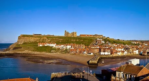 Historical Headland at Whitby