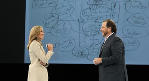 #DF12 Day 1: Salesforce as a Social Engagement Platform