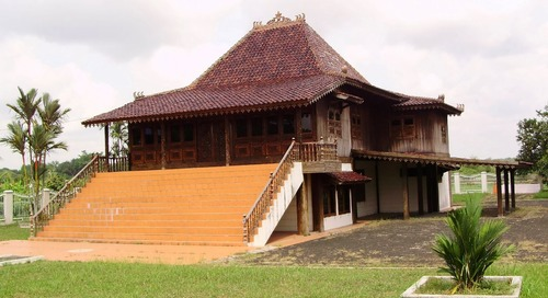 Mengenali Rumah Limas Khas Sumatera Selatan