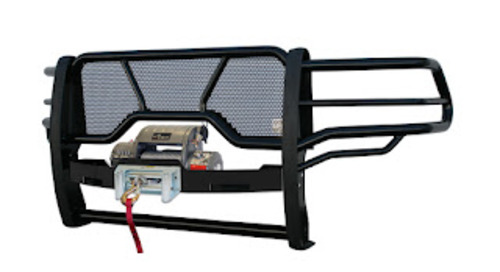 Westin Adds Winch Mount to HDX Grille Guard