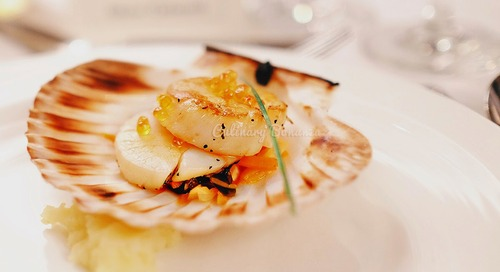 Scottish Seafood, Quietly Gracing Top Tables Around The World, Now Comes to Indonesia