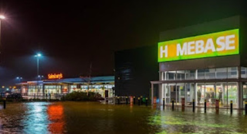 Flash Floods and Community Spirit