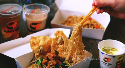All Time Favourite Noodles: Bakmi GM