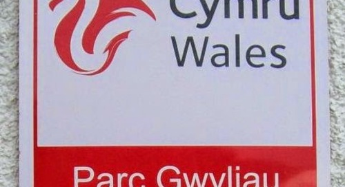 Visit Wales - Four Stars for Garreg Goch Caravan Park