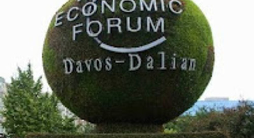 Summer Davos in Dalian — Inevitability of Transformative Change – Blogging for the Huffington Post