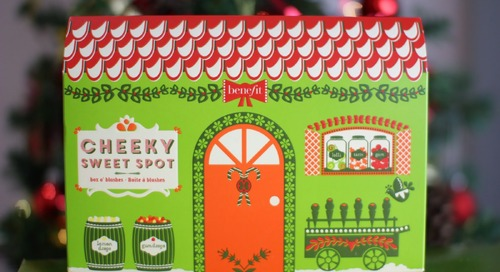 Benefit Cheeky Sweet Spot - 12 Days of Gifting