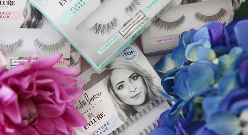 FleurDeForce for Eylure: My NEW Collection!