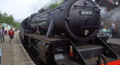 North Yorkshire Moors Railway in Wartime at North Yorkshire Moors Railway