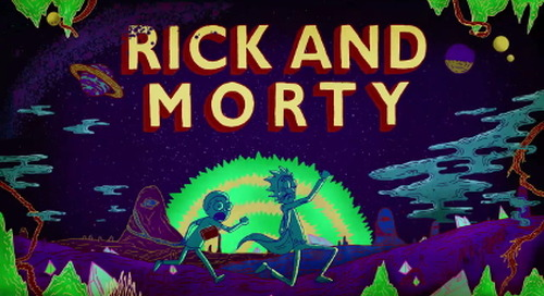 Adult Swim: Rick and Morty [Returning Series]