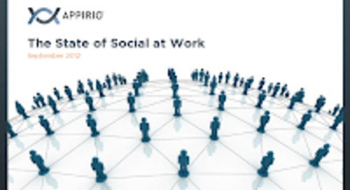 The State of Social @ Work – The People's Perspective (Finally!)
