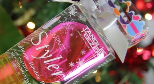 Tangle Teezer Metallic - 12 Days of Gifting
