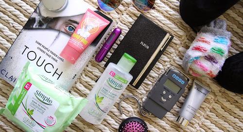 My Travel Essentials!