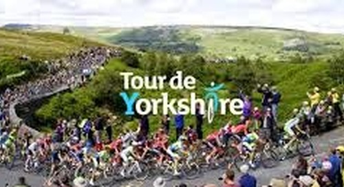 TOUR DE YORKSHIRE 1ST - 3RD MAY 2015