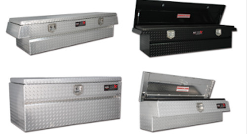 Westin Announces Addition of Commercial Grade Tool Boxes to HDX Series