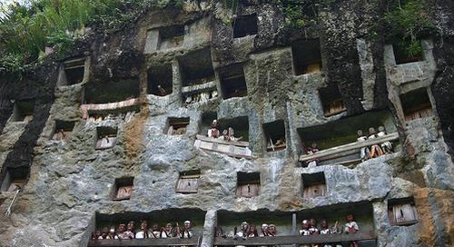Sepuluh Destinasi Wisata Paling Seram di Dunia, Berani Coba?