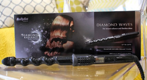 BaByliss Diamond Waves