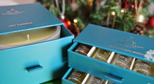 Aromatherapy Associates Christmas Collection - 12 Days of Gifting