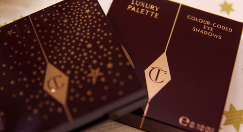 Charlotte Tilbury Fallen Angel Palette - 12 Days of Gifting