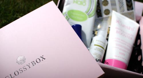 Glossybox Festival Box!