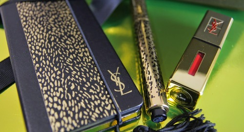 YSL Christmas Collection - 12 Days of Gifting