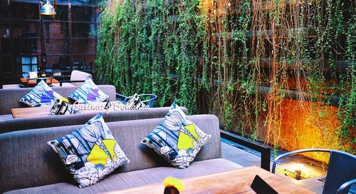 Hipster Party and Hangout Spot in Kemang, Parc19 Bistro & Terrace