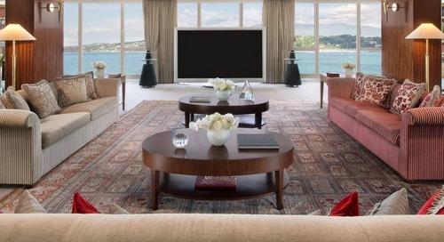 Penasaran dengan Mewahnya Hotel Bertarif Rp1 Miliar Per Malam? Ada Apa Saja?