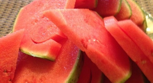 One of the main health benefits of watermelon is its status as a...
