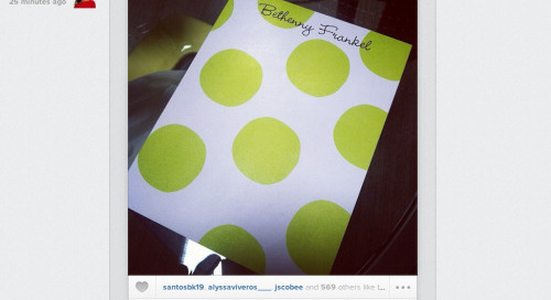 Who else saw Bethenny Frankel post her donovandesignsstationery...