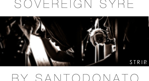 Sovereign Syre Wallpaper from issue 0614 coming out Saturday