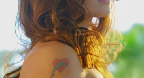 Valentina photo shoot