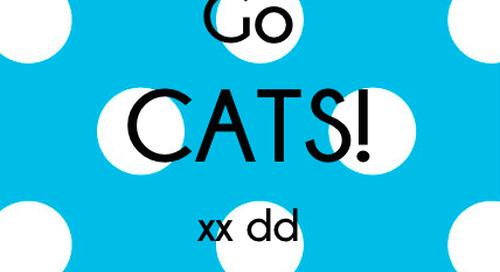 Go CATS!