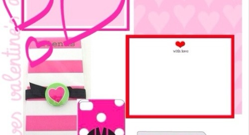 dd loves Valentine's Day! Shop personalized and grab and...