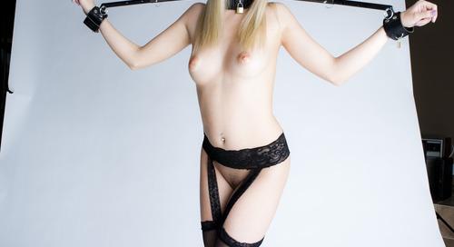 @realjanajordan stretcher set new on www.striplvgirls.com JOIN...