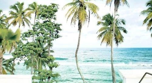 Your daily daydream: Ritz Carlton Dorado Beach, Puerto Rico...