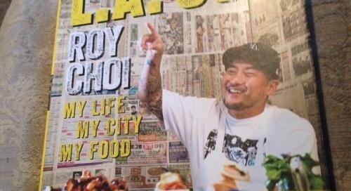 #lason #roychoi #great #cookbook w great #story